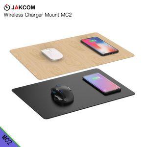 JAKCOM MC2 Wireless Mouse Pad Cargador Venta caliente en Mouse Pads Reposamuñecas como reloj de fitness reloj inteligente a prueba de agua 4g mtg