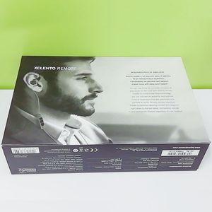BEYERDYNAMIC XELENTO의 REMOTE 오디오 파일에 귀 5PCS에 헤드폰 빠른 시작 가이드 헤드셋 소매 상자 UP은 DHL로 보내