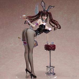 GZTZMY Native Raita Magical Girl Serie Erika Kuramoto corpo morbido Bunny Ver. Azione PVC Figure Statua anime sexy Girl Model Toys