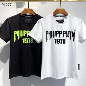 Luxo Mens Designer T com estrelas Moda Marca Verão camisetas para os homens novos de manga curta Tops Tees Roupa m-3XL4