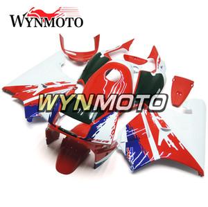 Honda NSR250R-SP Için ABS Plastik Tam Fairing Kiti NC21 P3 1990 1991 1992 1993 NSR250 NC21 90 91 92 93 Motosiklet Kırmızı Beyaz Kaputlar Kapakları