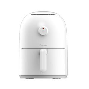 Vendeur Top Xiaomiyoupin Onemoon Air Fryer 2L 800W Ménage Intelligent Non Fumées haute capacité friteuse électrique Français machine