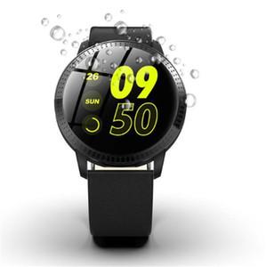 CF18 Smart Watch OLED Schermo a colori Smartwatch Fashion Fitness Tracker Cardiofrequenzimetro per bracciali per donne