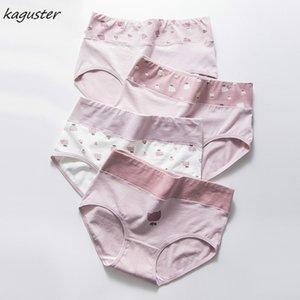 cueca 2.020 mulheres tamanho da barriga triângulo cuecas de algodão de alta cintura impressos meninas menina baratos kaguster dos desenhos animados feminino encantador