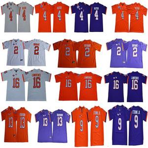 2019 Cotton Bowl Clemson Tigers College-2 Kelly Bryant 4 Deshaun Watson 9 Travis Etienne 13 Hunter Renfrow 16 Trevor Lawrence Austin Bryant