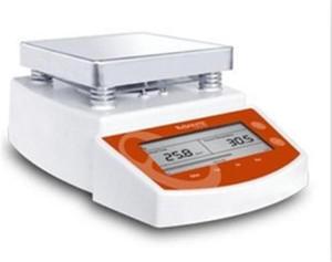 Misturador de agitador magnético da placa quente termostática digital MS400 MS400 Digital Exibir a temperatura Agitador magnético