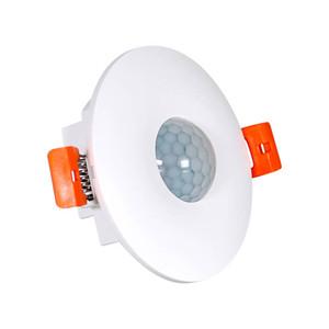 센서 내장 220V 천장 통로 차고 욕실에 대한 인체 적외선 유도 스위치 홈 스마트 감광성 지연 스위치 스위치