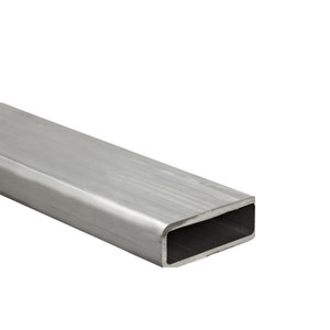 grade 1 2 3 5 9 titanium rectangular tube Baoji industrial Grade 1 50x50mm square titanium tube