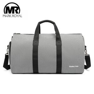 MARKROYAL New Oxford Bussiness Дорожная сумка с плечевым ремнем вещевой мешок Карри на висячие Чемодан Одежда Dropshipping