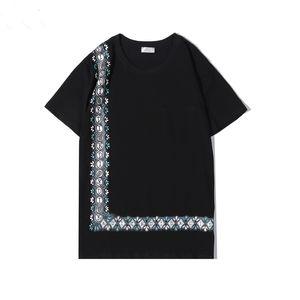 Summer Tshirt Men Fashion Cool Skulls Printed Short Sleeved Tees Tops Tee Shirts Clothing