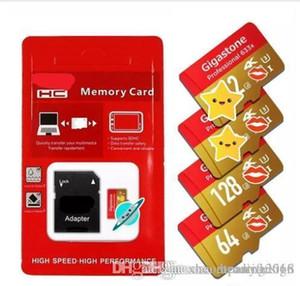 فئة تصميم من discout 128GB مايكرو SD بطاقة SDHC 10 UHS-1 بطاقة الذاكرة TF للهواتف الذكية والكاميرات MP4
