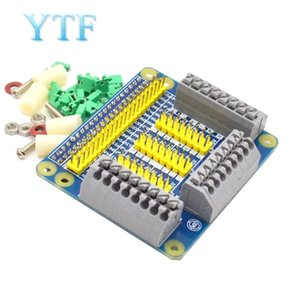 Computer & Office GPIO Expansion Board Shield for Raspberry PI 2 3 B B+ model With Screws