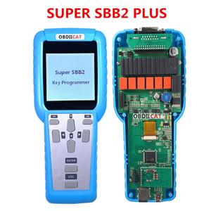 New Super SBB2 PIÙ programmatore chiave auto Super Scanner SBB 2 programmatore chiave IMMO / contachilometri / TPMS / EPS / auto del marchio BMS Supporto Multi