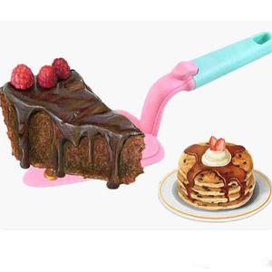 Инструменты Лопатки для Торта Western Cake Spatula Масло Нож Для Пирога / Пицца / Сыр / Кондитерские изделия Сервер Разделитель Торта Нож Выпечки Инструменты