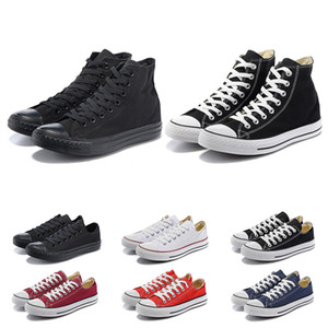 Converse Chuck Shoes Canvas 1970s Star Ox Luxury Designer Casual Shoes Hi Reconstructed Slam Jam Black Reveal White Hombres Mujeres Zapatillas de deporte Chaussures