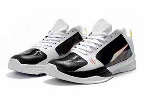2020 Black Mamba 5 Bruce Lee Kinderschuhe zum Verkauf mit dem Kasten der neuen Männer Frauen Basketballschuhe speichern US4-US12