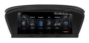 8.8 بوصة IPS 2GRam 32gRom Android 7.1 صوت سيارة لسيارة BMW 5series E60 E61 E62 E63 E64 M5 2009 Headunit صوت ستيريو فيديو GPS راديو نافي مراقب