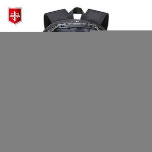 homens porta de carga USB New Swiss Laptop Mochilas externo para 17 Inch Waterproof Viagem mochila Feminino Vintage Bolsa Escola mochilaMX190903
