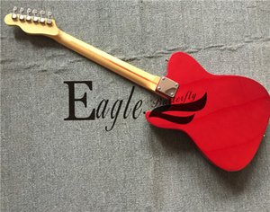 Eagle. Butterfly electric guitar, electric bass custom shop,22 Magenta Paisley pattern tele electric guitar, available in stock.