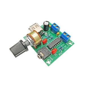 2pcs PM2038 módulo de amplificador de potencia / 5V bordo de pequeñas amplificador de potencia / DC fuente de alimentación USB / 2 * 5W altavoz amplificador de audio