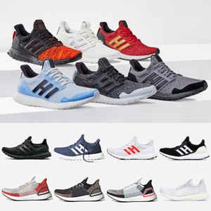 Trainers Primeknit Ultra boost x Got Game of Throne Women Ultraboost 19 Men Running shoes Triple Black White Show Your Stripes Sneakers