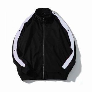 Mens New Tracksuits Autumn Hot Selling Mens Sweatsuits Jogger Suits Male Active Jacket + Pants Sets 2020 Sportingwear 2 Pieces Sets