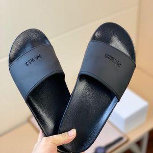 2020 New Color Parigi Sliders delle donne degli uomini Estate Sandali Beach scorrere pantofole signore Infradito Mocassini Blue Sky Chaussures