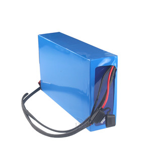 Free shipping electric motorcycle scooter battery pack 60V 20AH for High quality lithium batteries pack for 650W-1500W motor with Charger