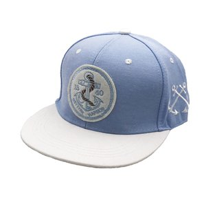 2019 anchor patch bone snapback 1840 new york harbor hiphop baseball cap fashion casquette adjustable hat gorras for women men