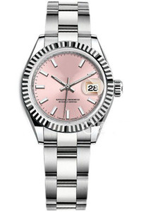 Отличные женские Наручные часы Log type 126234 116231 178274 31 мм порошковая пластина с бриллиантом Asia ETA механизм автоматические женские часы Часы