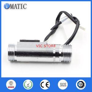 Ücretsiz Kargo VCB668 Elektronik Su Manyetik Sensör Otomatik Pisuvar sifon Tuvalet Flush Flushing Mikro Sıvı Akış Anahtarı