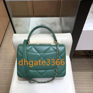 Top Designer Fashion Lady Shoulder Bag Crossbody La piel de cordero original importada española más clásica Artesanía de alta calidad
