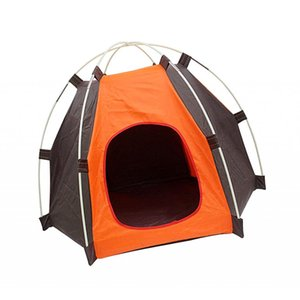 Outdoor Pet Tent Portable Dog Cat House Pet Camping Tent, Foldable Pet Tent