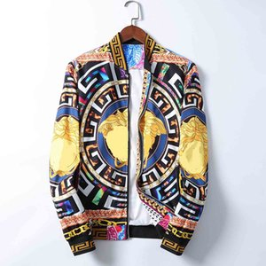 The latest international famous men's jacket shop sells high quality personalized fashion trench coats M-XXXL