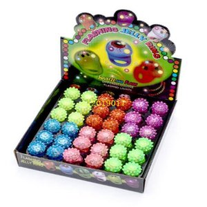 Flashing Soft Jelly Ring Rave Party Blinking Glow Strawberry Ring Hot Selling Cool Led Light Up
