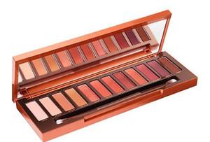 Newest Heat Eyeshadow Palette 12 Colors Professional Makeup Eyeshadow Palette With Makeup Brushes Makeup