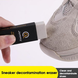 Ubber Block pulizia Eraser per camoscio di pecora Matte pelle e pelle cura dei tessuti Scarpe Cura Cleaner scarpe Brush