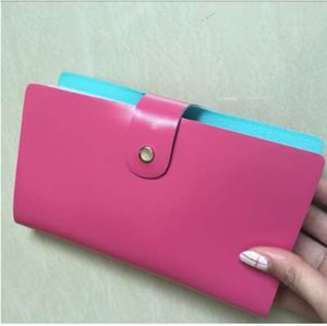 High Flying Women&men Birds! Quality Card Card Holder Bags Name Id Business Leather 156 Bank Credit Card Case Ls8916fb