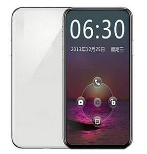 Goophone 11 Pro Android 7.0 Dört Çekirdekli MTK6580 3G Akıllı Telefon 1GB 16GB 1520 * 720 HD Unlocked Cep Telefonu Mühürlü 5.8 inç Yeşil Etiket
