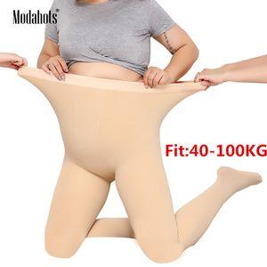 High Elastic Plus Size Winter Women Leggings Thick Velvet Super Big Sizes Legging Black Flesh-colored Warm Pants Ankle Length