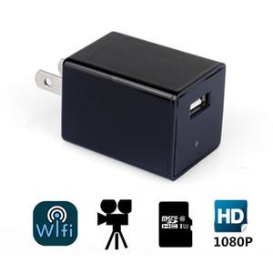 WIFI 1080 P HD USB AC Adaptörü Kamera Z99 USB Şarj Fiş Mikro Kamera Ev Güvenlik DVR Video Kaydedici Hareket Algılama ile
