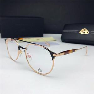 Neue Brille Rahmen Brille Z102 retro Metallrahmen Business einfache Avantgarde optische Gläser Designer Mode-Stil