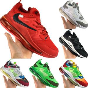 2020 Rey joven de la Piel Las personas OBJ malla zapatos corrientes de las zapatillas de deporte originales OBJ Todo Zoom Air Sport Odell Beckham Jr