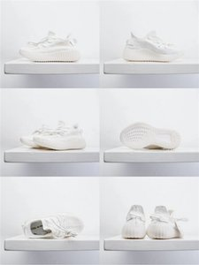 Static Clay Infant Kids Running Shoes True Form Hyper Space Kanye West Toddler Trainer Big Small Boy Girl Children Toddler Sneakers100#794