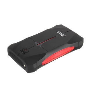 iMARS Portable Car Jump Starter 1000A 13800mAh Powerbank d'urgence Batterie d'appoint étanche avec lampe de poche LED Port USB