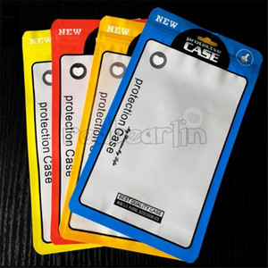 아이폰 7 8 플러스의 경우 5.5 인치 12 * 21cm OPP PVC 폴리 가방 지퍼 포장 가방 플라스틱 OPP 소매 포장 패키지 파우치 가방