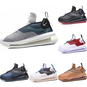 2020 Vagues cuir et tricot sport coupe-bas Chaussures Originals Waves Tous Zoom Air Cshioning Hauteur Chaussures augmentation