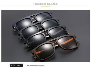 Brand design 2020 Hot sale full frame sunglasses women men Sun glasses outdoors driving glasses uv400 Eyewear drop shipping