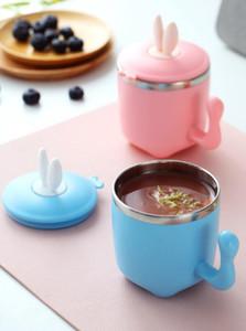 Öğle kutusu Paslanmaz çelik çocuk sofra su bardağı mühürlü ısı yalıtımı çorba fincan çift bebek tamamlayıcı besin öğrenci süt bardağı