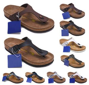 chinelos Gizeh Atacado-Verão para homens e mulheres de 2016 novo cortiça fundo flip-flops, sandálias com um par aleta flope chinelos Mayari 34-46